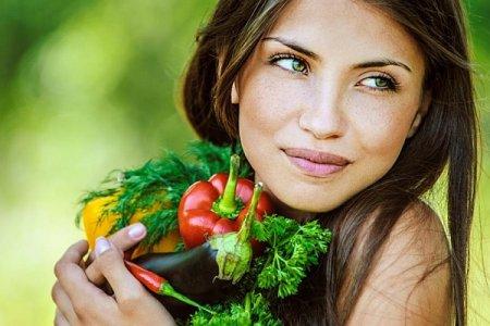 Три особенности критических дней у вегетарианок