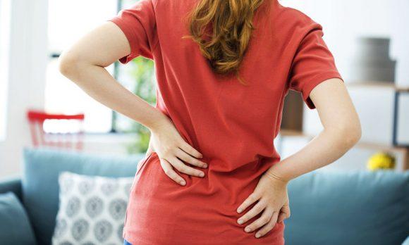 Болит спина? Запишитесь на прием к гинекологу