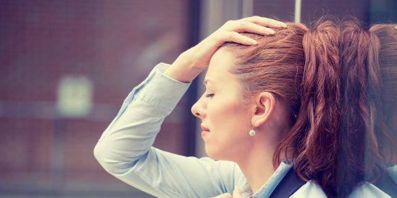 Какие болезни женщины зарабатывают из-за стресса