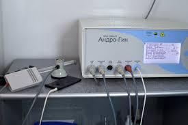 Андрогин – прибор для физиопроцедур при заболеваниях мочеполовой системы