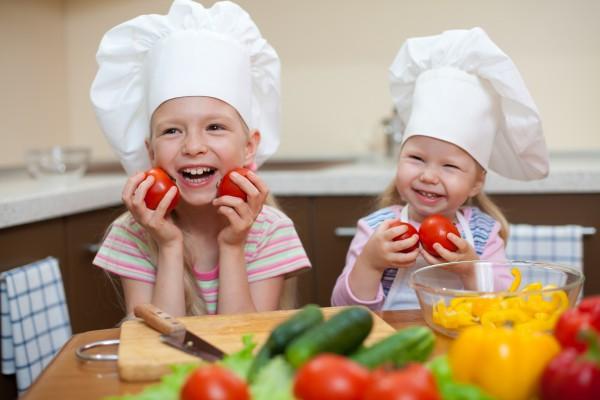 Самые полезные продукты для ребенка.