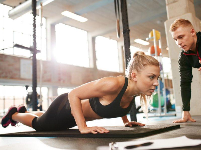 Регулярные тренировки могут привести к дефициту железа у женщин