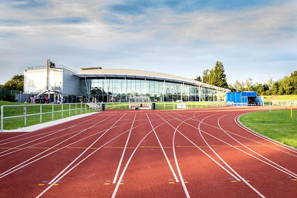 Как сделать спортивное сооружение