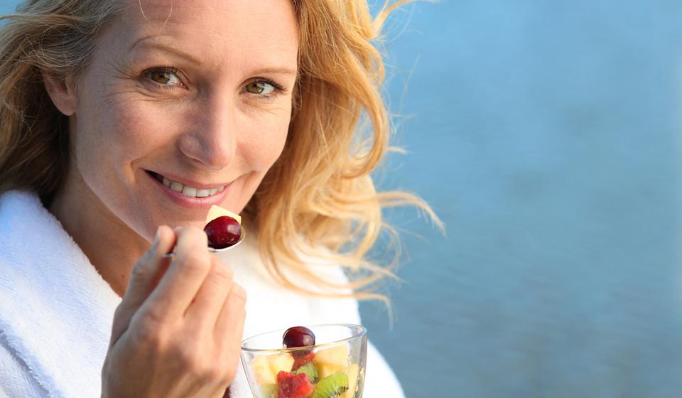 Питание во время менопаузы