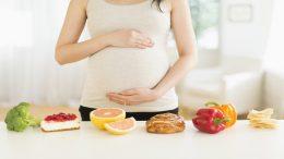 Потеря веса во второй половине беременности