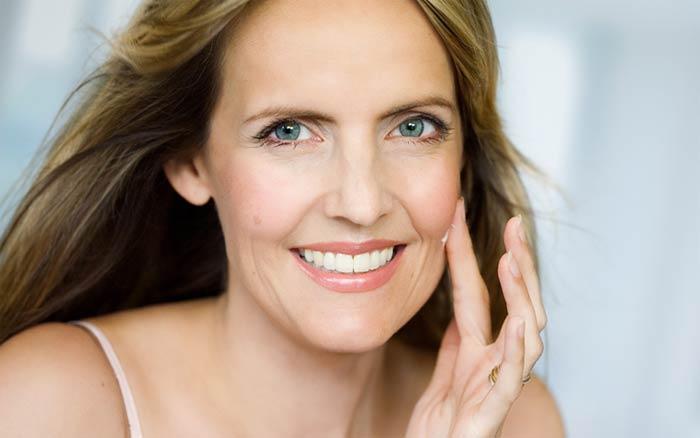 Как вернуть упругость дряблой коже лица и тела