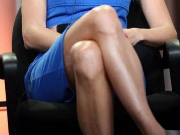 Вредно ли сидеть в позе «нога на ногу»?