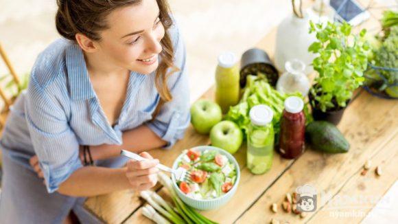 Топ 10 продуктов для женского здоровья