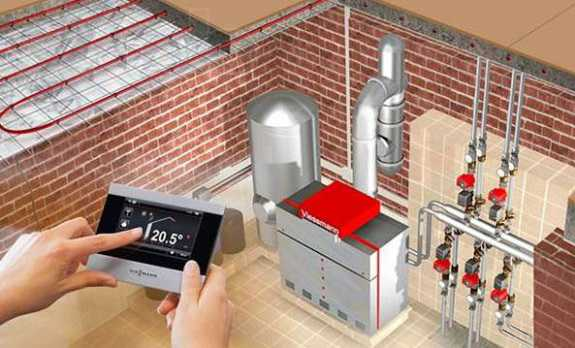 Для чего нужно автоматизировать отопление в доме?