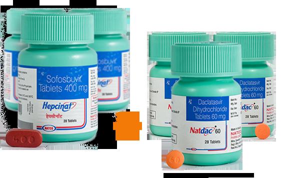 Выгодное приобретение Софосбувира и Даклатасвира от компании Aprazer Health Care