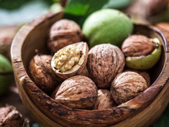 Орехи положительно влияют на сексуальную жизнь