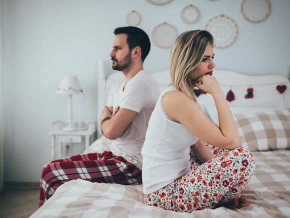 7 распространённых причин, по которым мужчина отказывается от секса