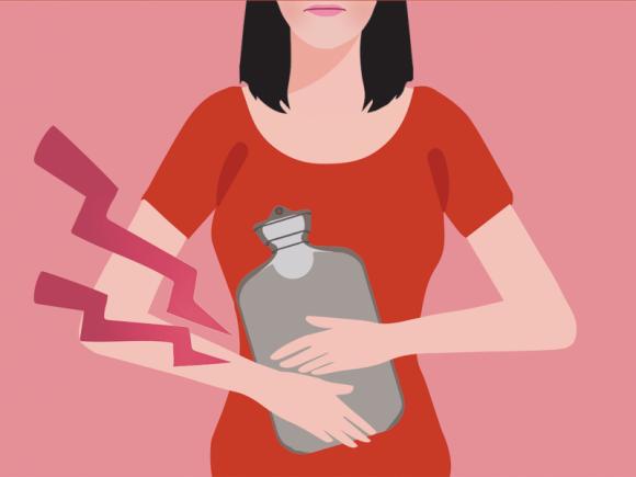 Лучшие домашние средства для облегчения менструальных болей