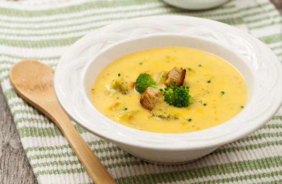 О рецептах овощного супа-пюре со свининой и зеленью на instacook.me