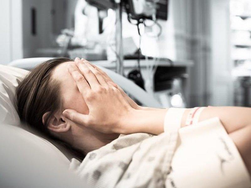 У каждой шестой ПТСР сохраняется через год после выкидыша