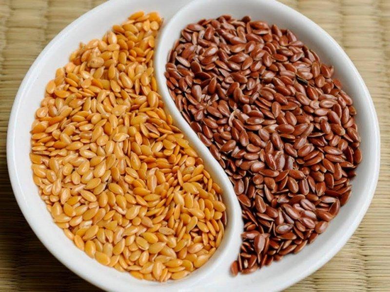 Помогают похудеть, улучшают гормональный фон и другие свойства семян льна