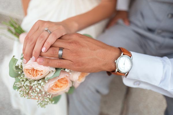 Актуальные свадебные часы