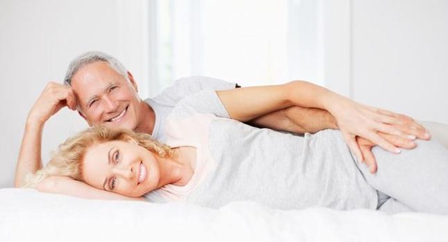 Менопауза не влияет на сексуальную жизнь женщин