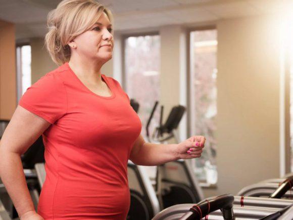 Менопауза заставит вас набирать вес?