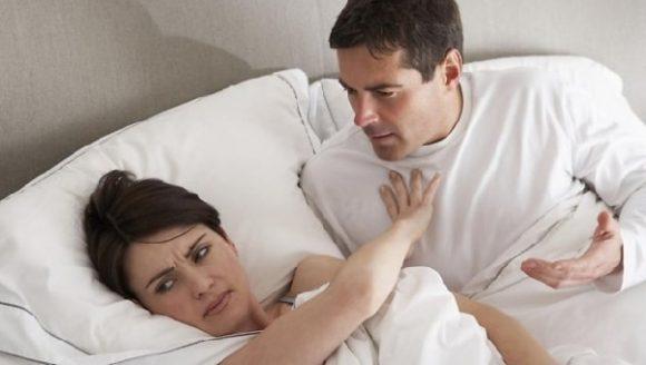 Почему женщина отказывается от секса