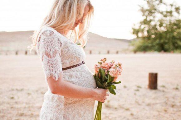 Особенности свадьбы с беременной невестой