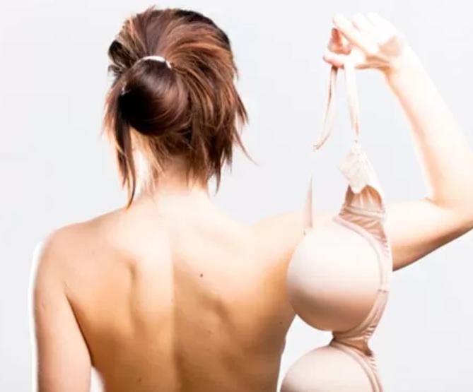 Что произойдет с телом, если перестать носить бюстгальтер