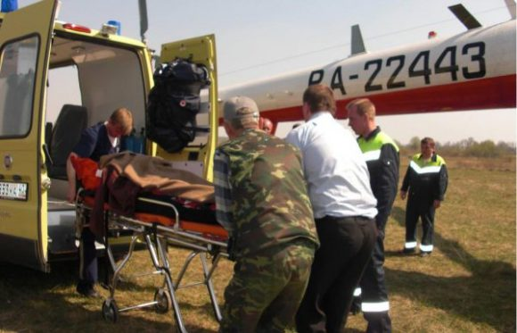Профессиональная медицинская помощь в любой ситуации