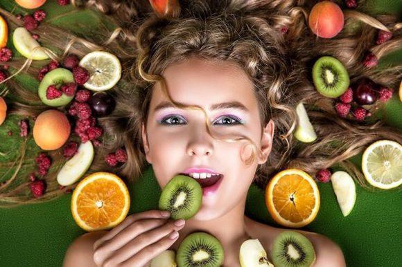 Лучшие продукты питания для волос