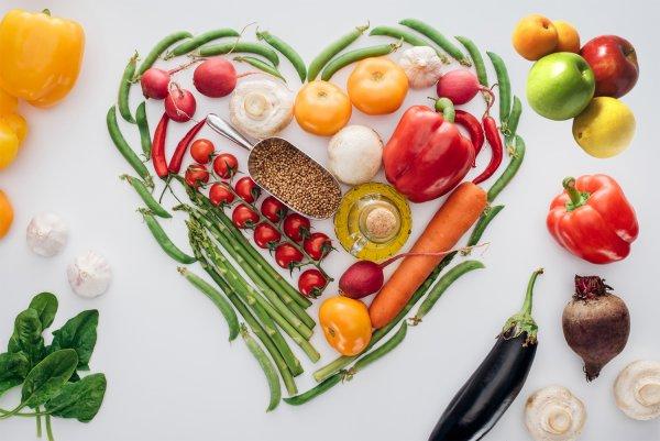 Средиземноморской диете под силу вернуть овуляцию