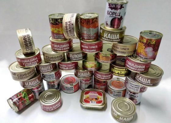 Консервы, как важная часть продуктовой корзины