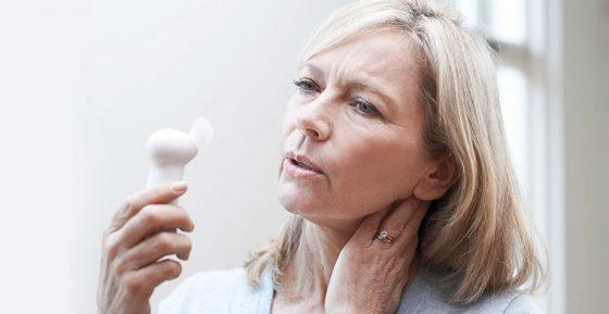 Ранняя менопауза грозит инфарктами