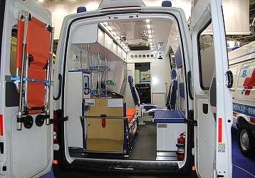 Частная служба транспортировки больных