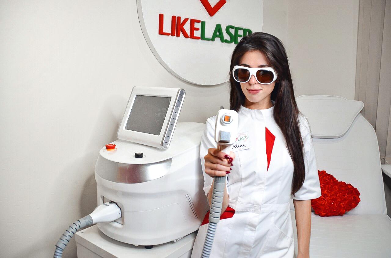 Салон лазерной эпиляции по франшизе