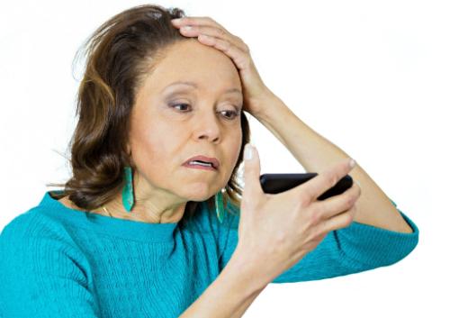 Образ жизни женщины влияет на начало менопаузы