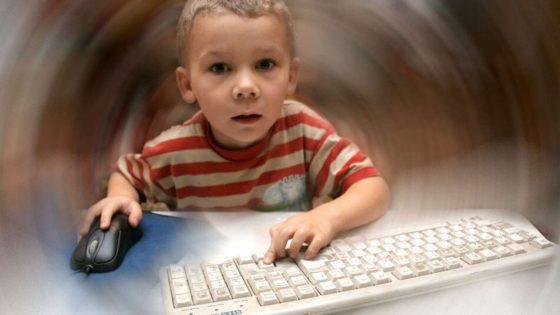 Как избавить ребенка от компьютерной зависимости