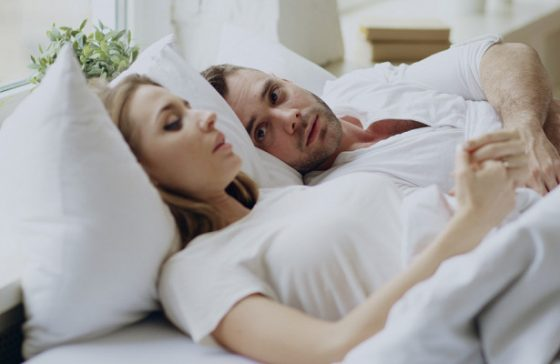 Как отсутствие половой жизни связано с питанием