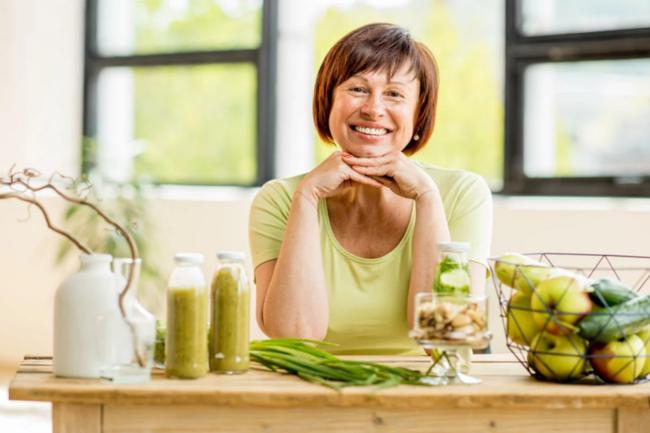 Здоровая менопауза: полезные советы
