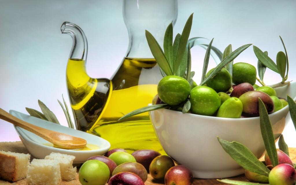 Оливковое масло влияет на ткани груди