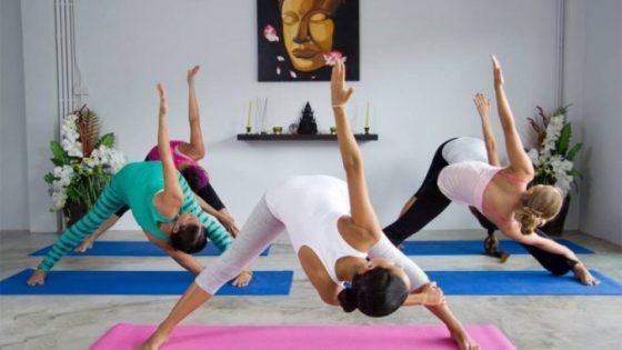 Йога при поликистозе яичников