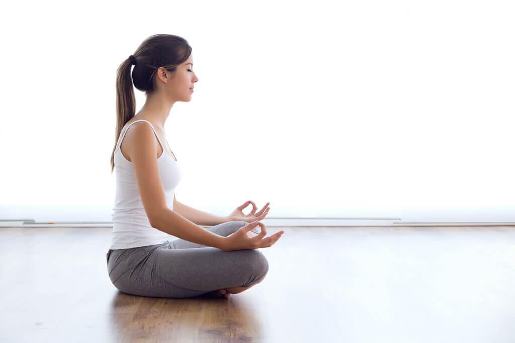 Йога при эндометриозе